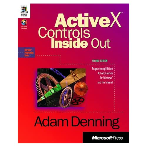 ACTIVEX CONTROLS INSIDE OUT - 2ND ED.