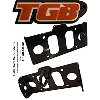 Original TGB Blade 550 LT LOF IRS Offroad Anbauplatte für Seilwinde
