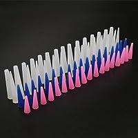 280piezas alta temperatura de silicona enchufe Kit, revestimiento de polvo y solución de carrocero, precisión pequeño tamaño Variaciones