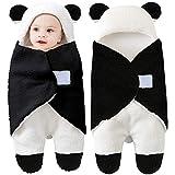 Eurobuy Sac de Couchage Bébé, Couverture de bébé nouveau-né, sac de couchage universel pour bébé poussette berceau...
