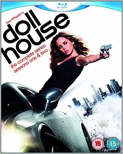 Dollhouse: The Complete Series, Seasons 1-2 [6 Blu-rays] [UK Import] -