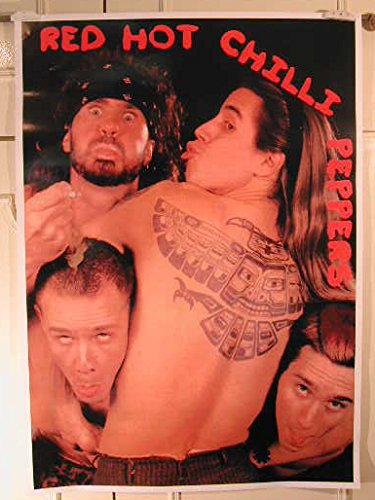 Red Hot Chili Peppers-64 x Poster mostra/90 cm