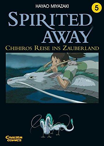 Spirited Away 05. Chihiros Reise ins Zauberland.