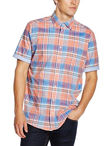 Casamoda - 962494400, Camicia Uomo Orange (orange 450)