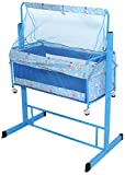 Furncoms 1019 Lx Baby Cradle Bed with Mo...