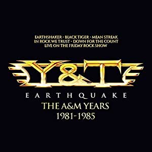 Earthquake - The A&M Years