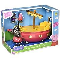Peppa Pig - Barco pirata del abuelo (Bandai 06151)