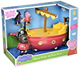 Peppa Pig 06151 Grandad Dog's Pirate Boat