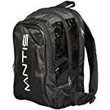 Mantis Unisex's TSL014 Pro Series Backpack, Black and Silver, m