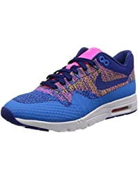 new style 45bd4 55e72 Nike Womens Air Max 1 Ultra Flyknit Fitness Shoes