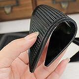 Minzhi 4pcs Triangular Anti-Rutsch-PU Teppich Gripper Waschbar Wiederverwendbare Nicht Beleg K¨¹Che Badezimmer Teppich Pads Mat