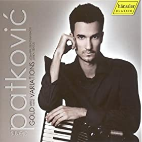 Goldberg Variations, BWV 988 (arr. for accordion): Variatio 24. Canone all' Ottava. a 1 Clav.