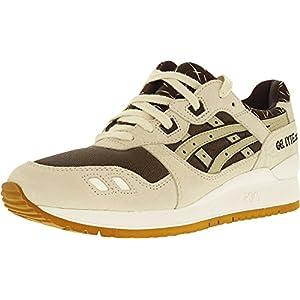 51AHe3nF4rL. SS300  - Asics Girl's Gel-Lyte Iii Ankle-High Tennis Shoe