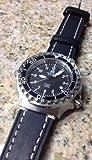 """Military Taucher Uhr """"Automatik Werk"""" Saphir Glas – verschraubte Krone T251 - 3"""