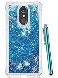 LG Stylo 4 Case, LG Q Stylus Case,CAIYUNL Glitter Bling