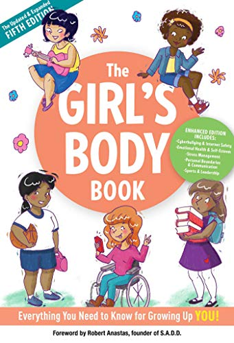 The Girl's Body Book: Fifth Edition