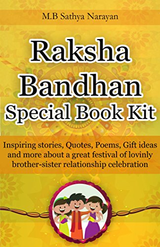 Raksha Bandhan Festival Special Book Kit Inspiring Stories Quotes