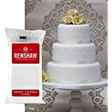 Renshaw White Ready To Roll Icing - 250g