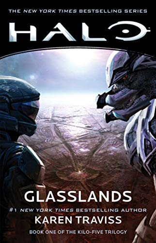 (HALO: Glasslands: Book One of the Kilo-Five Trilogy)