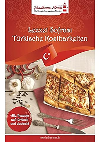 Lezzet Sofrası - Türkische Kostbarkeiten