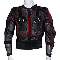 AKAUFENG Motorrad Protektorenjacke Protektorenhemd Motorrad, mtb Protektoren Schutzkleidung Schutzjacke