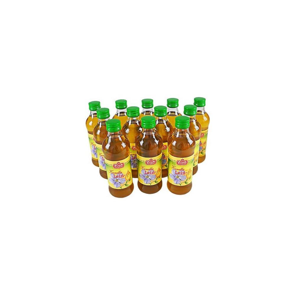 Kunella Leinl 12 Flaschen 250 Ml
