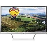 HP Pavilion 24xw (L5N91AA) 60,45 cm (23,8 Zoll) IPS Monitor (VGA, HDMI, 8ms Reaktionszeit, Full HD, LED-Hintergrundbeleuchtung) weiß/silber