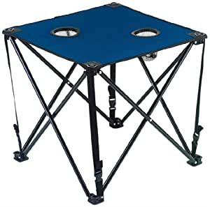 Draper folding canvas table Ideal for fishing camping picnics festvals and outdoor events