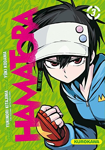 "<a href=""/node/137532"">Hamatora the comic T.3</a>"