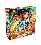 Camel Up - 2nd Edition - Grundspiel | Brettspiel Deutsch | Neuauflage vom Spiel des Jahres 2014