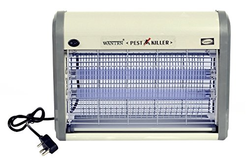 DEZIINE All in One Insect Killer Device. Best Selling 12W Fly Killer Machine & Bug Killer With Easily tray Removal.