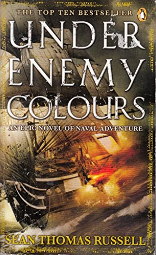 Book cover for Under Enemy Colours