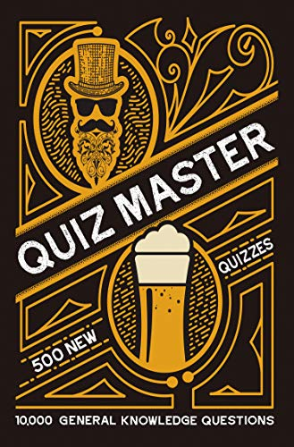 Collins Quiz Master: 10,000 general knowledge questions (English Edition)