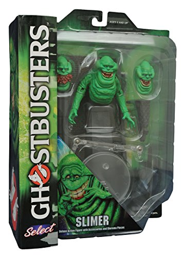 Diamond Select Toys Select Ghostbusters: Slimer action figure