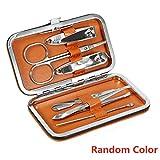 CDFD 10 teile/satz Nagelknipser Set Nagelschere Pinzette Pediküre Maniküre Werkzeuge Nagelbedarf, 05