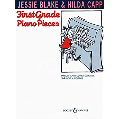 First Grade Piano Pieces Piano