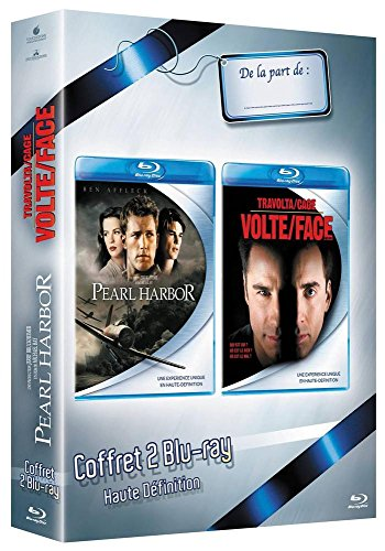 Pearl harbor, Volte/face [Blu-ray] [FR Import] (Pearl Ben Harbor Affleck)