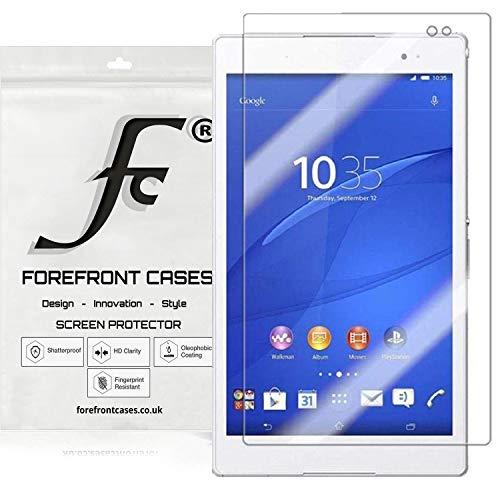 Forefront Cases® Displayschutzfolie für Sony Xperia Z3 8-inch Tablet Compact Schutzfolie Screen Protector (Packung mit 5) (Screen Protector Für Xperia Z3)