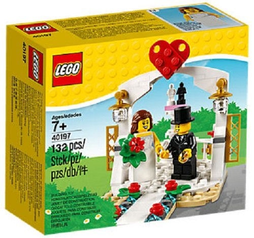 LEGO 40197 BOMBONIERA 2018