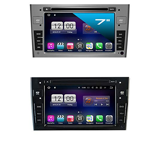TAFFIO® Peugeot RCZ 308 308SW 408 Android 8 Autoradio GPS Navi Touchscreen DVD WiFi USB SD Bluetooth
