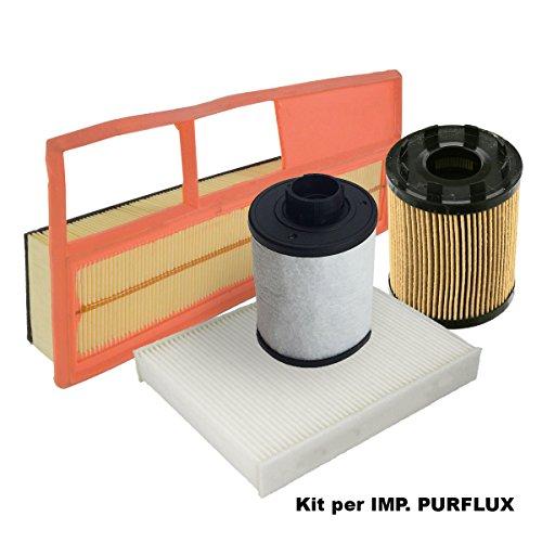 Tecno Filtri KIT-100/1 Kit Tagliando (Impianto Purflux)