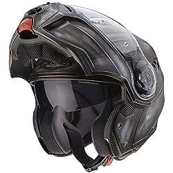 Caberg Droide de Hierro Casco de la Motocicleta Tamano S