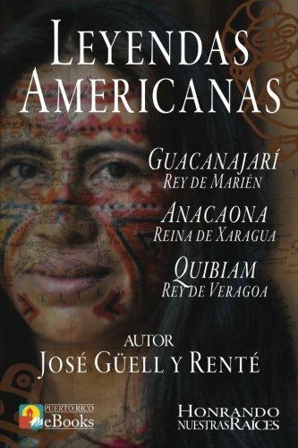 Leyendas Americanas (Leyendas De Puerto Rico)