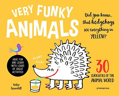 Very Funky Animals (Promopress) Funky Animal