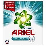 Ariel Vollwaschmittel mit Febreze Pulver