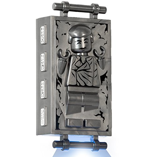 LEGO Star Wars - Han Solo in Carbonite LED Lite - Key Chain by LEGO