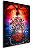 Instabuy Poster Stranger Things Saison 2 - Affiche (A3 42x30)