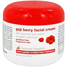 Home Health - Crema Facial de la baya de Goji - 4 oz.