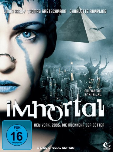 Immortal (Special Edition) [2 DVDs] - Taupe-brenner
