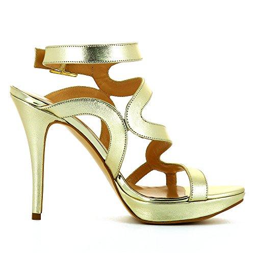 Evita Shoes  Valeria, Sandales pour femme couleur or